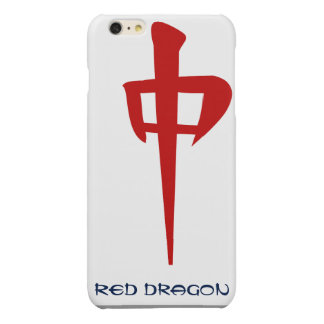 Red Dragon iPhone 6 Plus Case