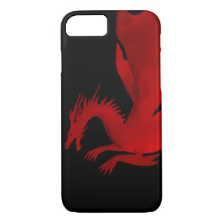 Red Dragon iPhone 8/7 Case