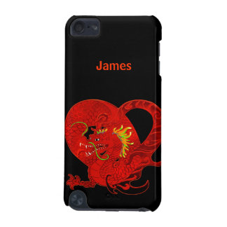 Red Dragon iPod Case iPod Touch (5th Generation) Case