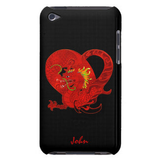 Red Dragon iPod Touch Case