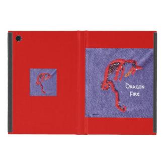 Red Dragon Myth Fantasy Cover For iPad Mini