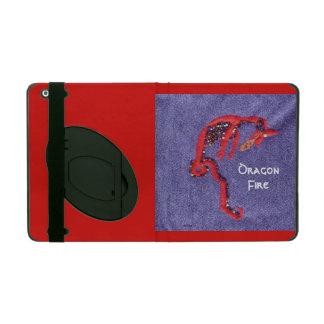 Red Dragon Myth Fantasy iPad Cover