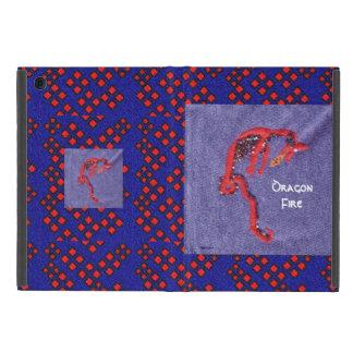 Red Dragon Myth Fantasy iPad Mini Cover