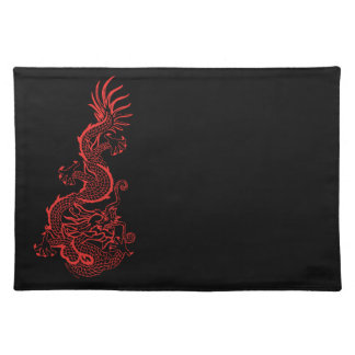 Red Dragon Placemats
