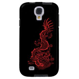 Red Dragon Samsung Galaxy Case