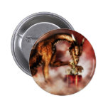 Red Dragons Christmas Buttons
