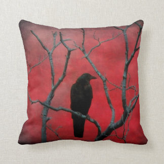 Red Dream Throw Cushions