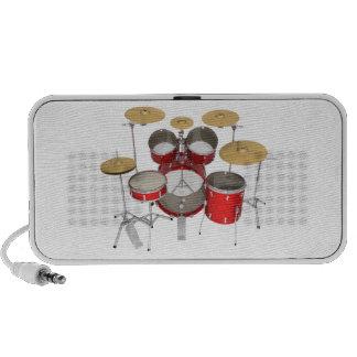 Red Drum Kit: Speakers
