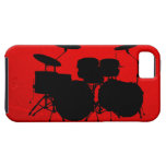 Red Drum Vector Case For The iPhone 5