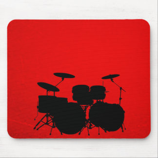 Red Drum Vector Mouse Mat