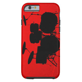 Red Drum Vector Tough iPhone 6 Case