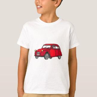 Red duck (2CV) T-Shirt