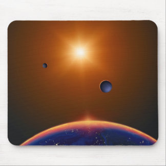Red Dwarf Mouse Pad