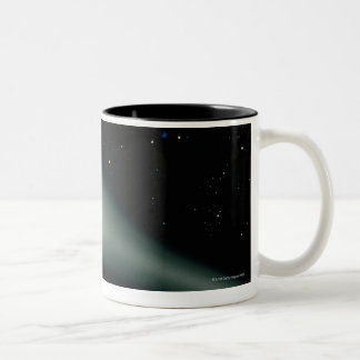 Red Dwarf Star AU Microscopii Two-Tone Coffee Mug