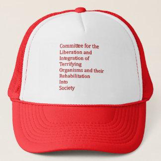 Red Dwarf Trucker Hat