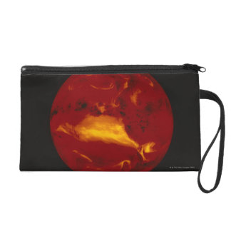 Red Earth Wristlet