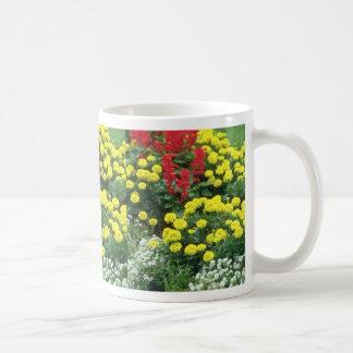 Red Eastern Flowers In Bloom flowers Mug