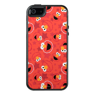Red Elmo Faces Pattern OtterBox iPhone 5/5s/SE Case
