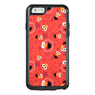 Red Elmo Faces Pattern OtterBox iPhone 6/6s Case
