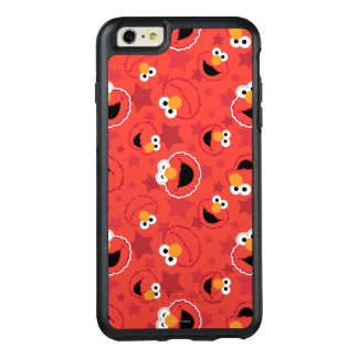 Red Elmo Faces Pattern OtterBox iPhone 6/6s Plus Case