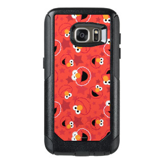 Red Elmo Faces Pattern OtterBox Samsung Galaxy S7 Case