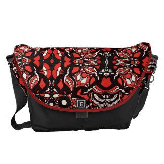 Red Envy Messenger Bag