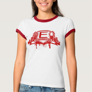 RED EXTRATERRESTRIAL T-Shirt