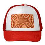 Red Eye - Fractal Mesh Hats