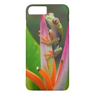 Red-eye tree frog, Costa Rica 2 iPhone 8 Plus/7 Plus Case