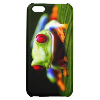 Red-Eye Tree Frog of Costa Rica iPhone 5 Protector Cover For iPhone 5C