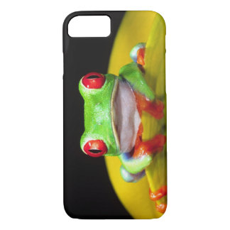Red Eye Treefrog, Agalychinis callidryas, Native iPhone 8/7 Case