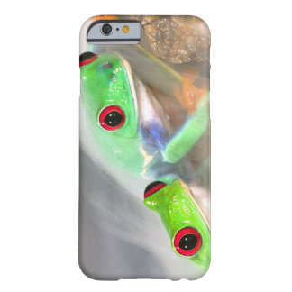 Red Eye Treefrog in the mist, Agalychinis 2 Barely There iPhone 6 Case