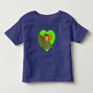 Red Eyed Gaudí Frog Toddler T-shirt