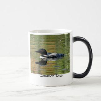 Red Eyed Loon Mug