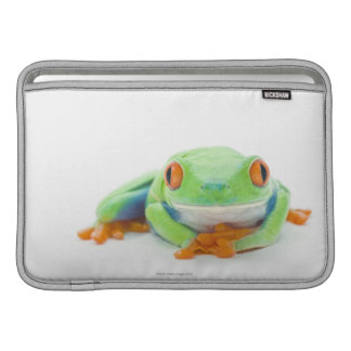 Red-Eyed Tree Frog (Agalychnis Callidryas) 2 Sleeve For MacBook Air