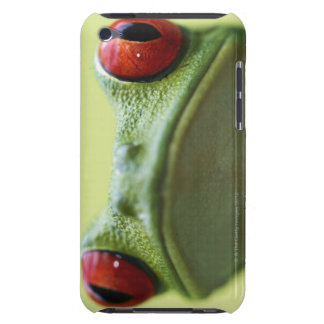 Red-eyed tree frog (Agalychnis callidryas) Barely There iPod Cover