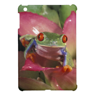 Red-eyed tree frog Agalychnis callidryas) iPad Mini Covers