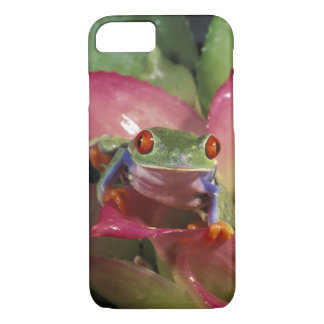 Red-eyed tree frog Agalychnis callidryas) iPhone 8/7 Case