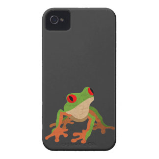 Red Eyed Tree Frog Blackberry Cases