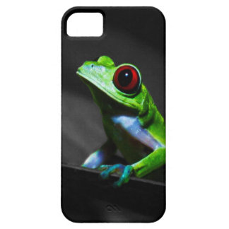Red Eyed Tree Frog III Barely There iPhone 5 Case