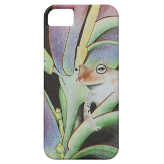 Red Eyed Tree Frog iPhone 5 Cover