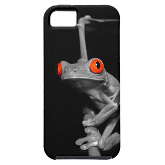 Red Eyed Tree Frog iPhone 5 Covers