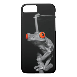 Red Eyed Tree Frog iPhone 7 Case