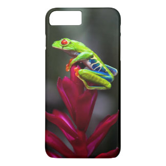 Red-eyed Tree Frog iPhone 8 Plus/7 Plus Case