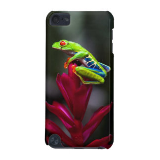 Red-eyed Tree Frog iPod Touch (5th Generation) Covers