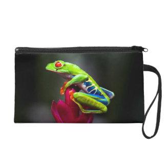 Red-eyed Tree Frog Wristlet