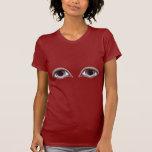 Red Eyes - Ladies Funny Tee