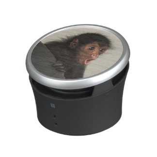 Red-faced Spider Monkey Ateles paniscus) Bluetooth Speaker