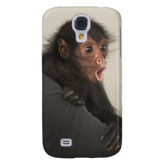Red-faced Spider Monkey Ateles paniscus) Galaxy S4 Case