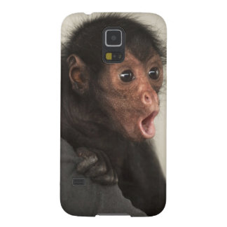 Red-faced Spider Monkey Ateles paniscus) Galaxy S5 Cover